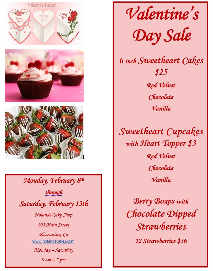Valentine's Day Flyer pic