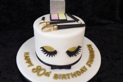 3407, 30th birthday, thirtieth birthday, makeup, face, eyes, eye, gold, white, black