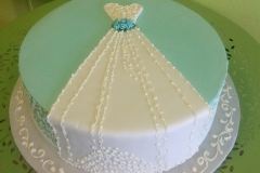 367, blue, white, dress, wedding dress, simple