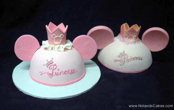 2177, birthday, minnie mouse, ears, pink, crown, princess, pink, white, crown
