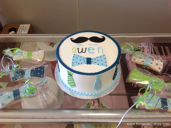 2209, birthday, mustache, bow tie, tie, blue, green, white, cookie, cookies