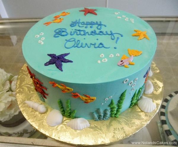2224, birthday, water, ocean, sea, starfish, fish, blue, shells, shell