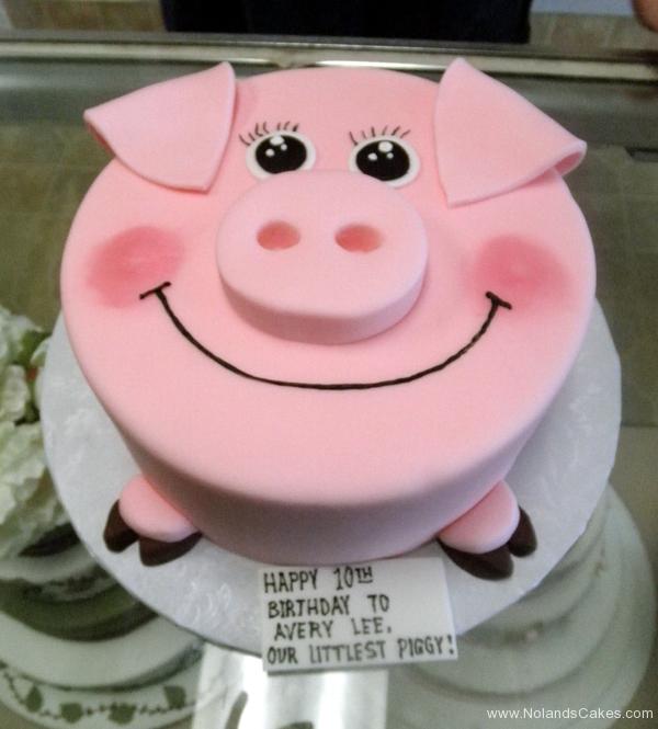 2252, 10th birthday, tenth birthday, pig, piggy, face