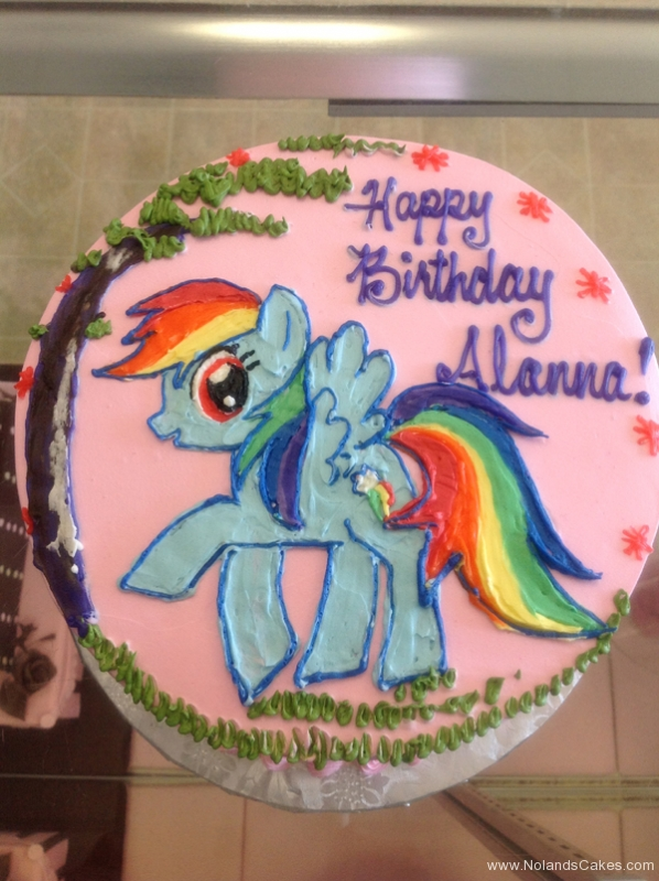 2304, birthday, my little pony, rainbow dash, pink, purple, tree, blue
