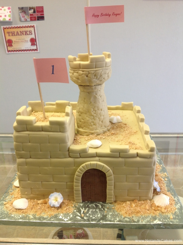 2337, first birthday, 1st birthday, sand castle, castle, beach, sand, ovean, water, carved