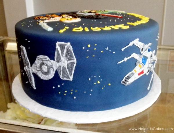 2399, birthday, star wars, lego star wars, luke, darth vader, yoda, c3po, space, spaceship, spaceships