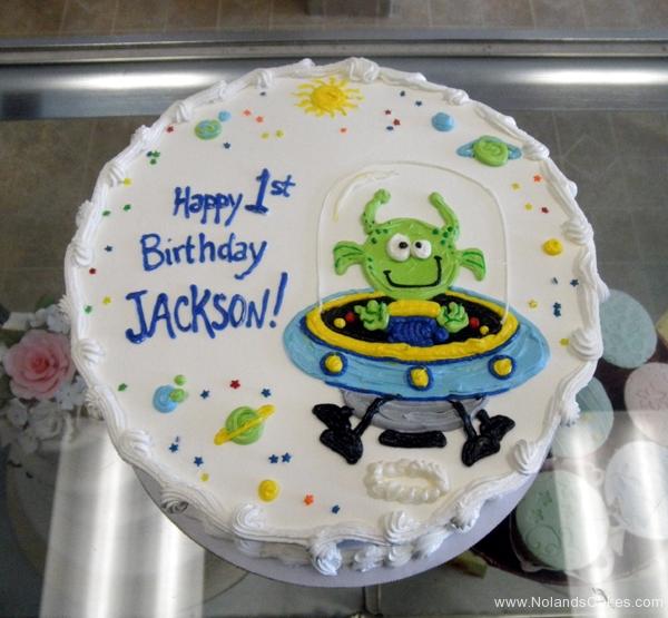 161, alien, first birthday, 1st birthday, space ship, ufo, green, blue