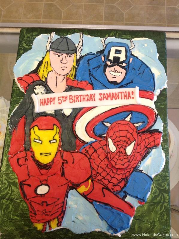 179, 5th birthday, fifth birthday, birthday, avengers, marvel, ironman, spiderman, captain america, thor, superheros, superhero, cupcakes