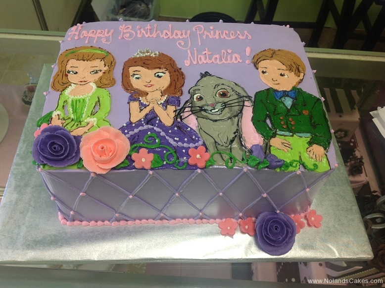 306, birthday, princess, rabbit, bunny, purple, flower, flowers, green, pink