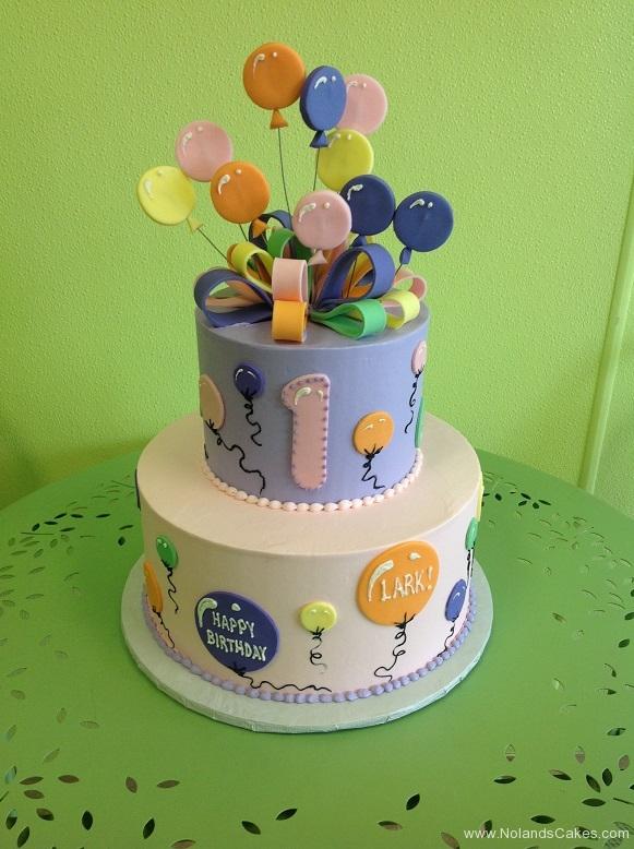397, first birthday, 1st birthday, balloons, balloon, bow, bows, pink, purple