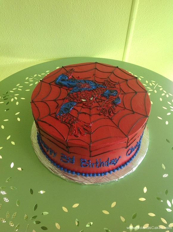 589, third birthday, 3rd birthday, spiderman, marvel, superhero, superheros, red, blue, black spider, web