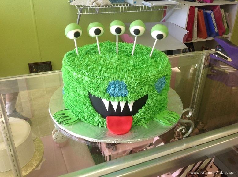 612, birthday, monster, green, blue, tongue, teeth, eyes, hair
