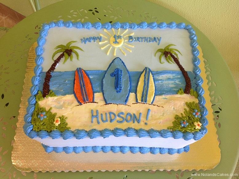 636, beach, ocean, palm trees, sand, surf board , blue , square
