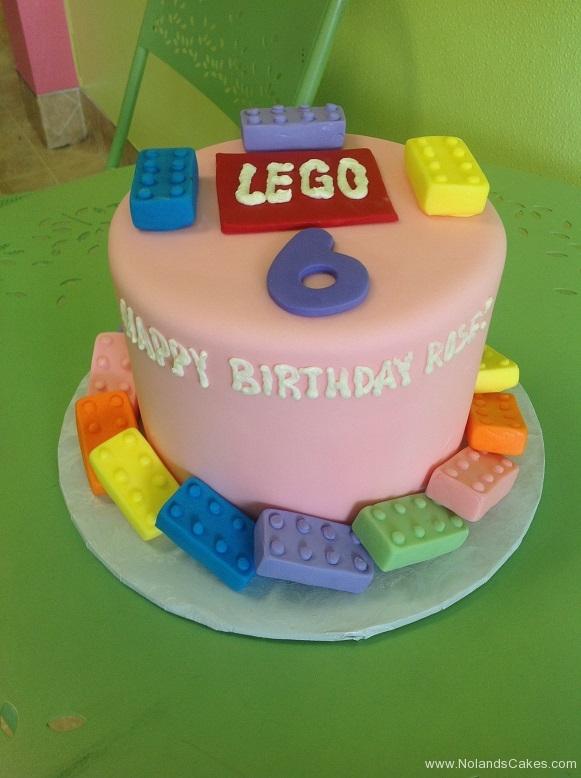 455, birthday, sixth birthday, lego, 6th birthday, pink, legos, blocks, block, brick