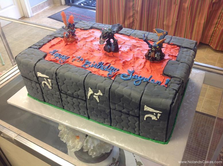 1181, 7th birthday, seventh birthday, black, red