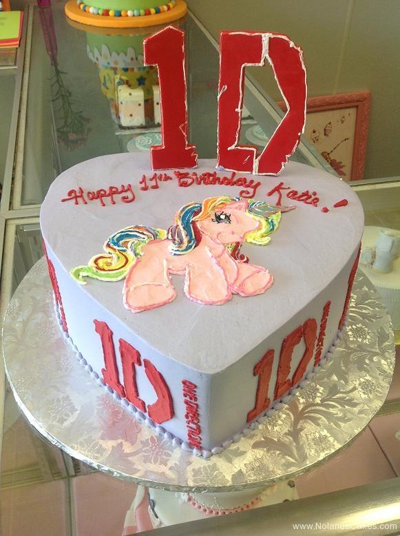 1462, 11th birthday, eleventh birthday, one direction, my little pony, rainbow, purple, red