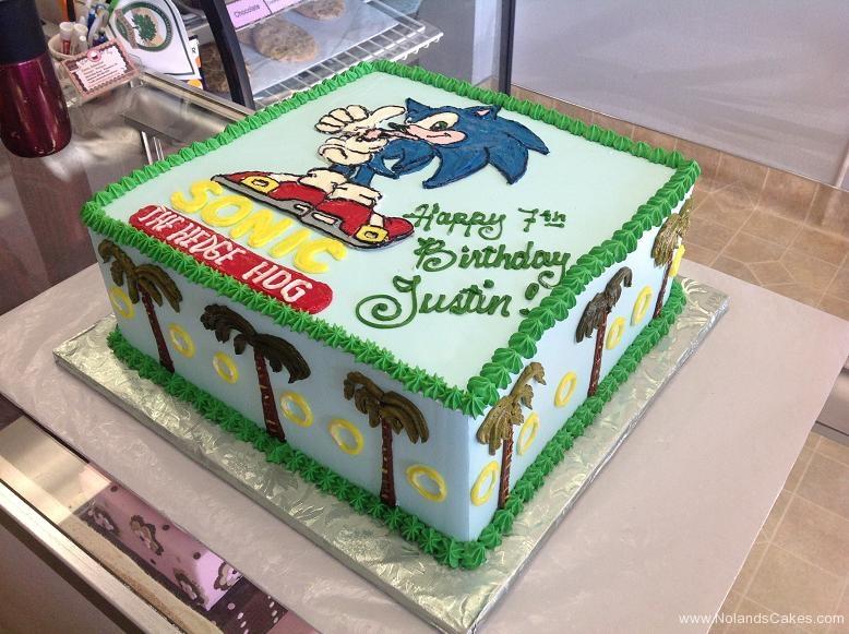 1471, 7th birthday, seventh birthday, sonic the hedgehog, sonic, rings, trees, tree, ring, blue, green, red