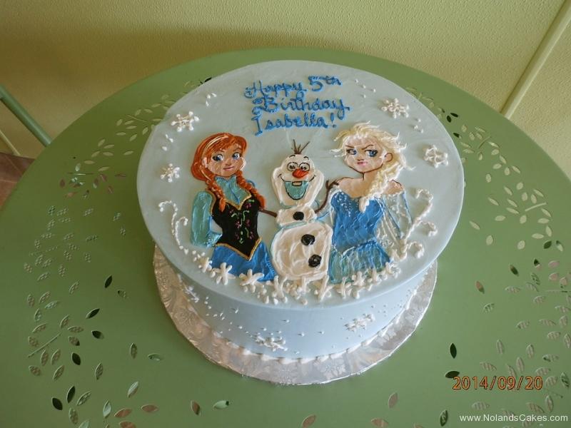 1659, fifth birthday, 5th birthday, frozen, elsa, olaf, anna, snowflake, snowflakes, ice, blue, white, disney, princess
