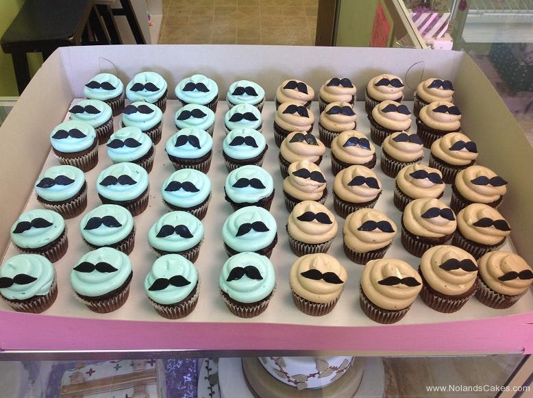 683, blue, tan, mustache, black