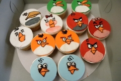 482, angry birds, orange, blue, video game, white, orange, red, green
