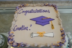 2878, square, purple, gold, cap, diploma, white