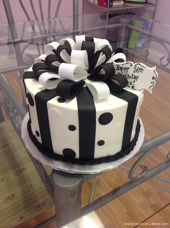 932, black, white, polka dots, dots, ribbon, bow