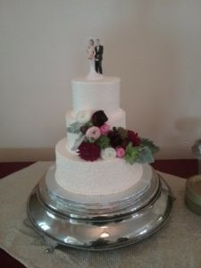 wedding cakes bay area